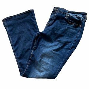Vigoss Jagger Boot Cut Stretchy Jeans Sz.18